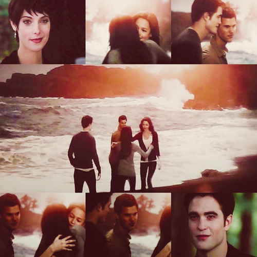 There is talk that there may be another movie or a book,but that would depend on Stephenie Meyer,the author/creator of the Twilight saga.Right now her plate is full with future projects,but she has said maybe down the road.We will just have to wait and see.If she does,it won't be about Edward&Bella,because their story is done.Maybe it will be Jake and Renesmee or a back story of one of the Cullens or the other covens from BD 2 .