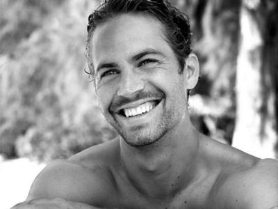 He's got a very nice smile! :D