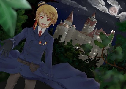 Long story short, my sister and I think Romania is my onii-chan. The end.