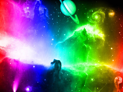 I upendo all the colors of the rainbow! I hope one siku when I die and go to heaven that I get to see a whole galaxy that's made of all the colors of the raindow! :D