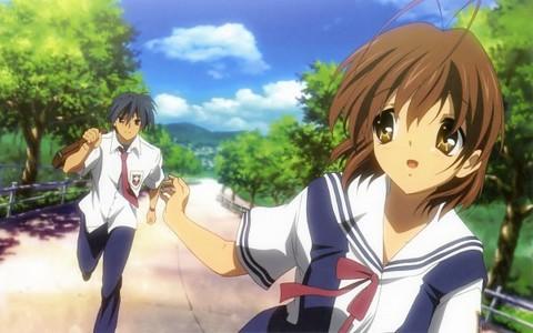 Tomoya and Nagisa <3