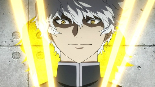 Anime Characters Yellow Eyes : Post an anime character with yellow eyes answers