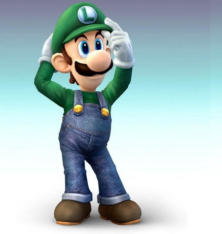 Luigi is my preferito Nintendo hero because he's so amazing,I Amore his characteristics,he can be funny sometimes and because I always play him if I get a choice in the Mario related games!