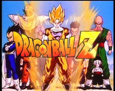 Dragon Ball Z!