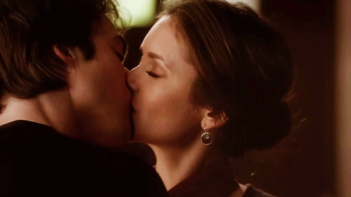 Damon and Elena!!