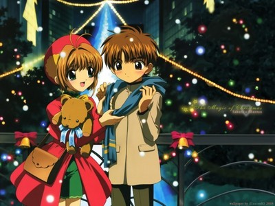 Here is one of my preferito anime.