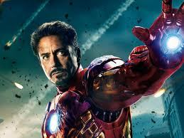 Iron maaaaan!! <3
