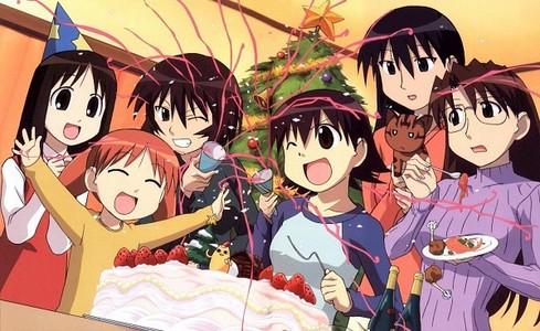 one of my fave Anime Azumanga Daioh!