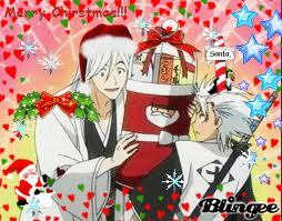 I couldnt decide so i chose this one! it has toshiro in it XD
