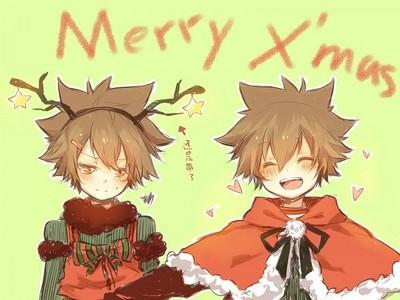 Merry KHR Christmas~ X3