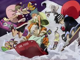 Soul Eater, one of my favorites...^^ =D