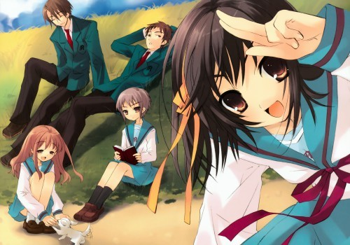 """Deres from TMoHS--- Tsundere~ Kyon- Актёрское искусство high and mighty, pretending not to like stuff, but actually a loving person. Kamidere~ Haruhi Suzumiya- It's in the name. Актёрское искусство as if she или he is god, but with a -dere side hidden away. Dandere~ Yuki Nagato- Might appear very silent and even emotionless at first, until someone """"pulls their trigger"""" and it comes out that they were just shy. Deredere~ Mikuru Asahina/ Itsuki Koizumi- Sweet and loving all the way. Yandere~ Ryoko Asakura- May appear all loving and kind at first, but can get very aggressive, obsessive and violent when it comes to her или his affections. These are just my guesses, but I think it Форс-мажоры pretty much ^^"""