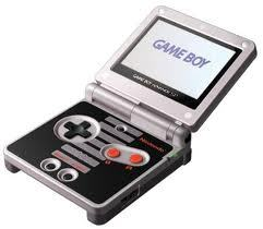 My old Gameboy SP, which was destroyed سے طرف کی my brother and somehow I ended up receiving the blame for it. I had so many firsts on that little bugger. First Pokemon First game system that actually belonged to me. + more. (Below is pic of it.)