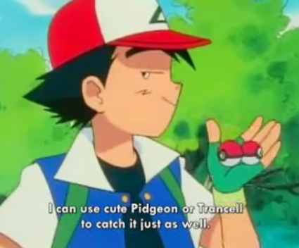 The very first anime character I ever liked was Satoshi-kun/Ash from Pokemon!
