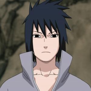 Sasuke Uchiha from naruto (Shippuden) xD