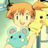 Misty from pokemon, she'll always be one of my favourite anime characters.