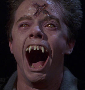 "Stephen Geoffreys in Fright Night 1985 as ""Evil Ed""."