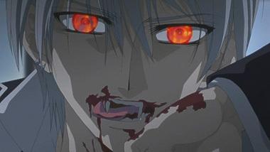 Zero~<33 my fave vampire :3