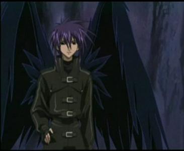 Dark from D.N. Angel.
