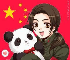 China from hetalia :P