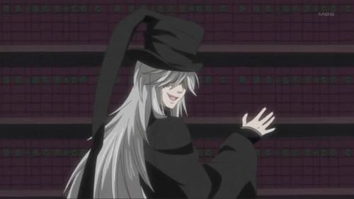 The Undertaker from Kuroshitsuji~ :)