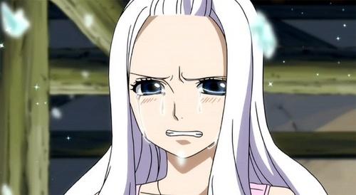 Mirajane from Fairy Tail.
