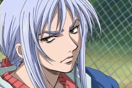 Shin Natsume from Tenjho Tenge