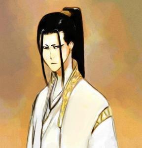 Azashiro Kenpachi from Bleach