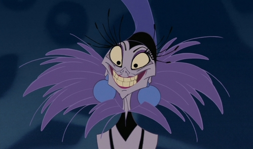 Hoo boy, where to start? Well, I'll keep the list short. I'd want to meet Yzma the most because she'd be extremely fun and I can see getting along with her very well in a friendly setting. If she wasn't available I'd pick Ursula for the same reasons and because I crush hard on her. If not Ursula, then Hades because he's also fun and I sympathize with him. Lastly that I'll mention, Captain Hook because I REALLY sympathize with him and would 사랑 to help him off Pan.