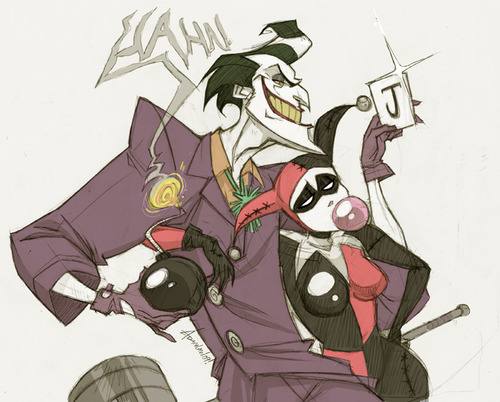 im the joker That is all *smirk*