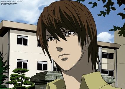 Light Yagami pictures.. I have over 900 divided up among my computers and USB disks.. Also, ऐनीमे posters, merchandise, box sets, mangas..