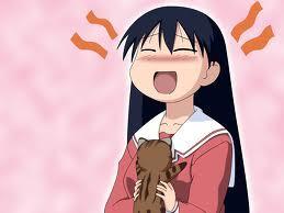 Miss Sakaki! (Azumanga)
