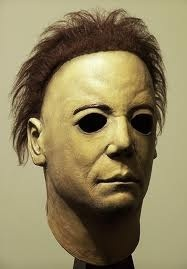 """For my opinion and point of view, Halloween 1 mask was a classic, a mask that nobody will ever forget. Halloween 2 mask sets the movie mood up to a great level of fear, the scalpel was legit. Halloween 4 was the worse mask ever made because Michael Myers looks like a mime. Halloween 5 mask is my favoriete and my former childhood nightmare, going after his niece which was the same age i was when i first saw the movie is why. His mask had a demonic looking expression, looking determined to wreak havoc on the innocent for revenge. Somebody really pissed him off. Halloween 6 mask was not bad at all. He just looked like a evil cupid in coveralls which is creepy. The theme muziek was legit. Halloween 7 mask""""s"""" was confusing because I've seen 3 different kinds of mask, I didn't not liked the two of them but I liked the mask he wore that I geplaatst a pic below. Halloween 8 mask was very menacing to me, making him appear unstoppable. I like that mask too but the plot sucked. Should've been better if they didn't rush it. Halloween 2007 mask was unbelievable, sets everything to the whole new level. This is the excellent movie for future generations door setting a example on why Michael is so terrifying. Halloween 2009 mask was horrible after the hospital scene. After that, the whole plot with Sheri moon zombie and unicorn hallucations and dreams was annoying. Laurie gone """"EMO"""" was not cool and that made her look weak. She became surprisely annoying too because Jamie Lee Curtis is always the best."""