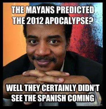 Its not going to happen. A new calendar was found. But anyways even with any Mayan calendar, people are forgetting one important factor.. The Mayans were CONQUERED! After that event, they couldn't make any more!