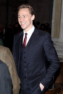 Ooooooh, probably wanting to fuck Tom Hiddleston. I mean what.