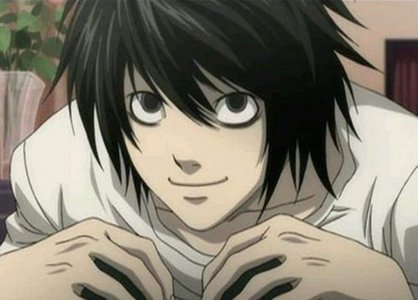 l from Death Note. It was my first anime ^^