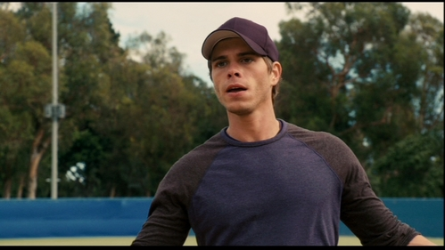 Matthew Lawrence as Lance Truman with a yummy hot expression on his face. <3333 <3333
