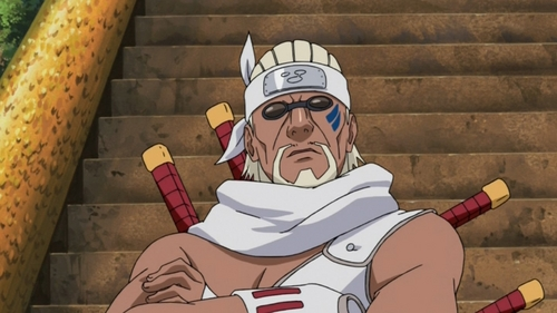 The Killer Bee From Naruto