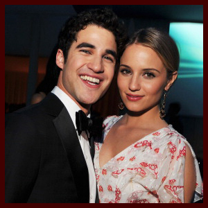 My प्रिय Actor and Actress Darren Criss and Dianna Agron <3