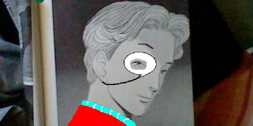 Johan Liebert, My True Love, My Prince Charming and The one Who will take my Life. Isn't Cinta grand. I know i'm a freak. but i Cinta him. X) Anime: Monster