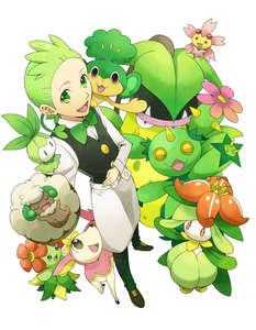 Cilan from Pokemon! ♥