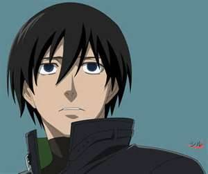 Oh! this is a hard soalan 'cause there's alot of cruches I have but I'll go with Hei from Darker Than Black.