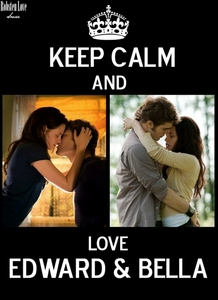 EDWARD&BELLA!!!!!!!!!!!!!!They are and always will be my fave couple from Twilight saga.They are the heart and soul of Twilight.Edward&Bella 4ever