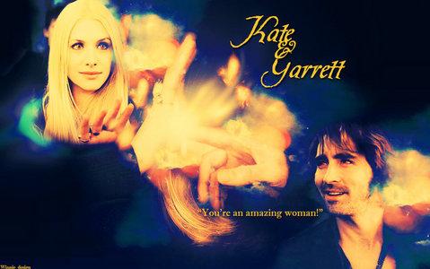 Kate and Garrett.