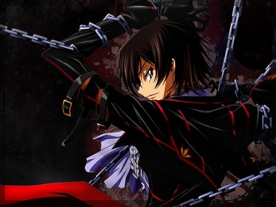 I have quite a few, but one of my biggest ones is Lelouch :3