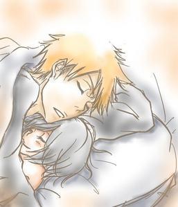 ichiruki fanart!!! i love this couple!!