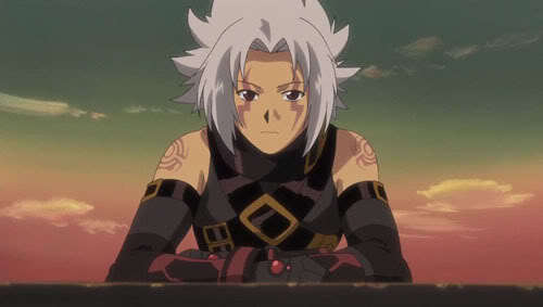 Haseo from .hack//Roots.