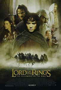 Lord of the rings with Elijah Wood. He's my Favorit actor.