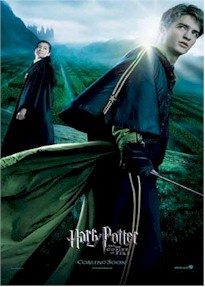Mine is of Robert Pattinson from 2005 Harry Potter and Goblet of Fire.