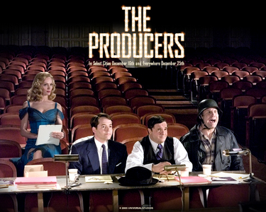 The Producers which John Barrowman was in :)